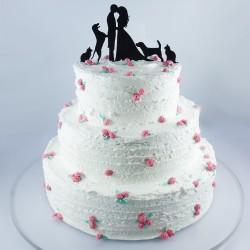 Casamento com Mini Flores (Kg)