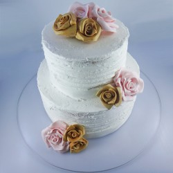 Casamento Liso com Flores (Kg)
