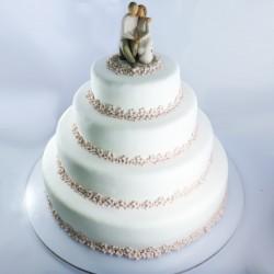 Casamento Esculpido à Mão...