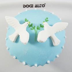 Cupcake de Páscoa - Duas...