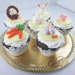 Cupcakes de Páscoa...
