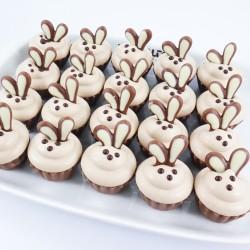 Coelhinhos Cupcakes (1/4 Kg)