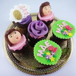 Cupcakes Sortidos do Dia da...