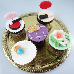 Cupcakes Sortidos da Mãe (Un)