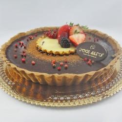 Tarte de Chocolate com...