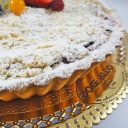 Tarte de Morango Crocante (Kg)