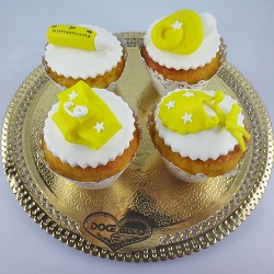 Cupcakes Batizado (Un)