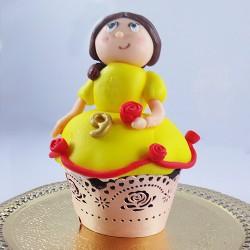 Cupcake Princesa (Un)