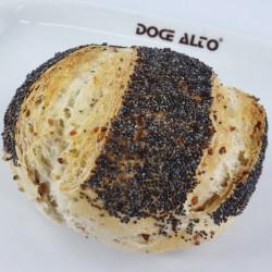 Pão de Soja e Sementes de...