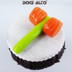 Cupcake Martelo de São João...