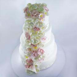 Cascata de Flores Pastel (Kg)