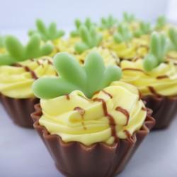Cupcake Ananás (1/4 Kg)