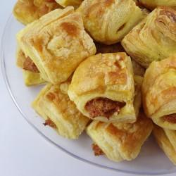 Pasteis de Carne Mini (1/4 Kg)