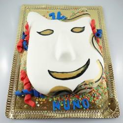 Festa com Máscara