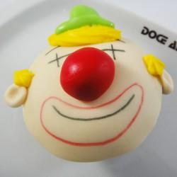 Cupcake Palhacinho