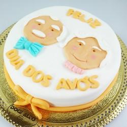 Feliz Dia dos Avós (Kg)