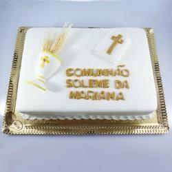 Comunhão Solene com Biblia...