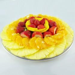 Prato de Fruta Laminada (Kg)