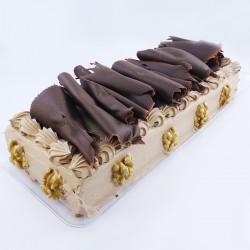 Torta de Noz de Chocolate (Un)