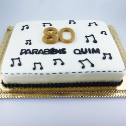 80 Anos com muita Música