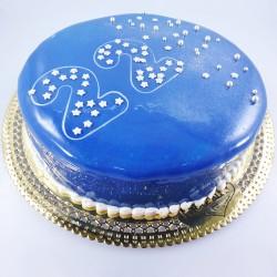 Azul Celeste com idade