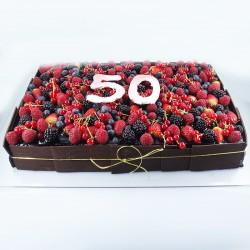 50 com Frutos Vermelhos