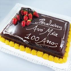 100 Anos em Chocolate e Ovo