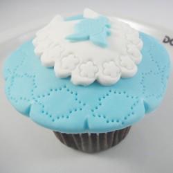 Babete Azul ou Rosa