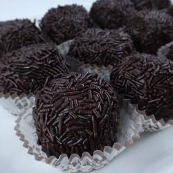 Brigadeiros de Chocolate...