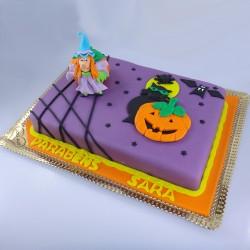 Aniversário 3D Halloween (Kg)