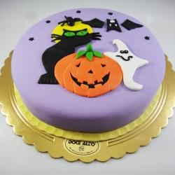 Bolo Feliz Halloween (Kg)
