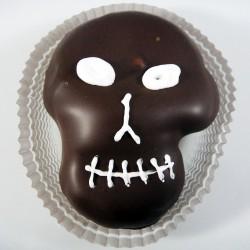Caveiras de Chocolate (Un)