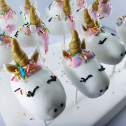 Popcakes Unicórnio (Un)