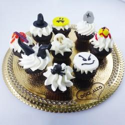Mini Cupcakes do Terror...