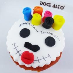 Cupcake Figuras de...