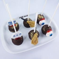 Popcakes de Terror (Un)