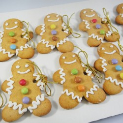 Biscoitos de Gengibre...
