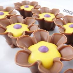 Flores de Chocolate c/...