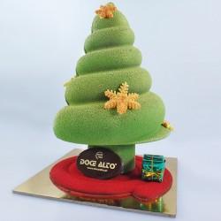 Árvore de Natal Cogumelo...