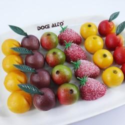 Frutas em Massapan (1/4 Kg)