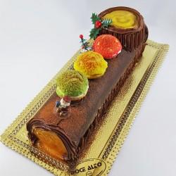 Tronco Crocante de Natal (Kg)