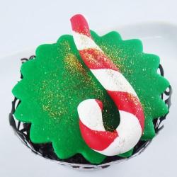 Cupcake Natal - Bengala (Un)