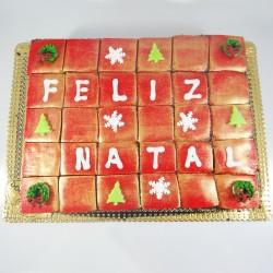 Bolo de Natal - Puzzle (Kg)