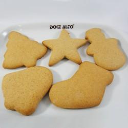 Biscoitos de Gengibre (Un)