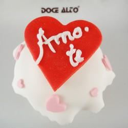 Cupcake Amo-te (Un)