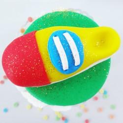 Cupcake Sapato de Palhaço