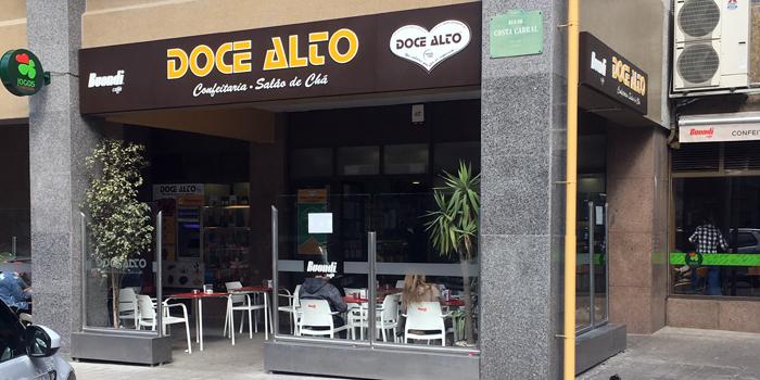 Doce Alto Costa Cabral (Casa Mãe)